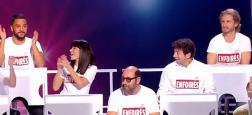 Audiences Prime: Le jeu des Enfoirés petit leader à moins de 4 millions sur TF1 - Mongeville sur France 3 reste au dessus de 3 millions