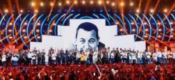 """Le concert annuel des """"Enfoirés"""", enregistré à Bordeaux, sera diffusé le vendredi 8 mars à 21h00 sur TF1"""