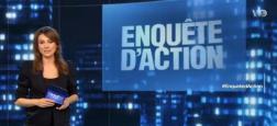 """Audiences TNT: TMC en tête avec un téléfilm à 810.000 téléspectateurs - Le mag de W9 """"Enquête d'action"""" à 747.000 - 13 chaînes sous les 600.000"""