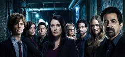 """Audiences 2e PS: La série américaine """"Esprits Criminels"""" attire 1,2 million de téléspectateurs à 23h10 sur TF1"""