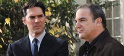 """Audiences 2e PS: La série américaine """"Esprits Criminels"""" attire plus de 1,3 million de téléspectateurs à 23h15 sur TF1"""