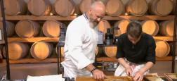 """Morandini Zap: Pour la première """"épreuve sous pression"""", c'est la catastrophe pour une candidate dans """"Objectif Top Chef"""" - VIDEO"""