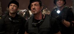 "Audiences prime : ""Expendables 3"" large leader sur TF1 à plus de 5 millions - La série de France 3 plus forte que France 2 et M6"