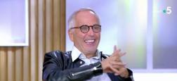 """Audiences Avant 20h: Avec Fabrice Luchini en direct hier soir, """"C à vous"""" sur France 5 à plus de 1,2 million - """"Tous en cuisine"""" sur M6 passe sous le million"""