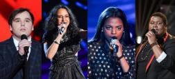 """Audiences Prime: """"The Voice"""" sur TF1 tombe à moins de 4,4 millions et se fait battre largement par le téléfilm de France 3 - Hawaii Five-0 sur M6 sous les 2 millions"""
