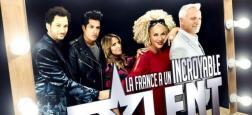 """M6 lancera la nouvelle saison inédite de """"La France a un incroyable talent"""" le mardi 22 octobre prochain à 21h05"""