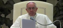 L'Elysée annonce ce matin que Emmanuel Macron sera reçu le 26 juin prochain  par le pape François