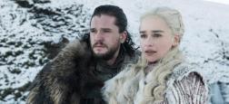 """Découvrez les premières photos de la huitième et dernière saison de la série """"Game of Thrones"""", qui sera lancée le 14 avril prochain"""