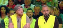Audiences 20h : Record pour Cyril Hanouna qui frôle 1,9 million de téléspectateurs en donnant la parole aux gilets jaunes sur C8
