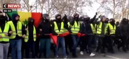 Morandini Zap - Gilets jaunes: Selon un policier, les hooligans interdits de stade feraient partie des casseurs - VIDEO