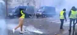 """Christophe Castaner invite les journalistes victimes de violences policières lors des manifestations des """"gilets jaunes"""" à porter plainte"""