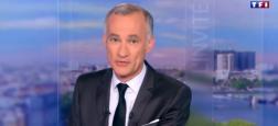 Audiences 20h: Seul le journal de Gilles Bouleau sur TF1 passe la barre des 5 millions de téléspectateurs - TPMP sur C8 dans la roue de Quotidien sur TMC
