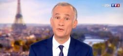 """Audiences """"20h"""": Le journal de TF1 largement en tête à plus de 5,2 millions - Quotidien sur TMC frôle 1,4 million de téléspectateurs"""