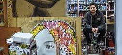 Le graffeur niçois Otom, soupçonné d'avoir tué sa compagne, est en prison aux Seychelles - La victime, gérante à Nice d'un lieu événementiel âgée de 32 ans, a été retrouvée morte pendue à l'accroche-serviettes de la salle de bains