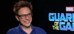 """James Gunn, viré en juillet par Disney et Marvel pour ses tweets, va peut-être écrire """"Suicide Squad 2"""" pour DC Comics"""