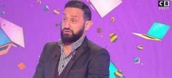 """Audiences Avant 20h: """"Demain nous appartient"""" faible à moins de 3,4 millions sur TF1 - Cyril Hanouna sur C8 passe devant Quotidien sur TMC en 1ère partie - """"Les Marseillais"""" tombent à 700.000 sur W9"""