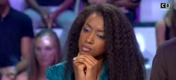 """EXCLU - Hapsatou Sy sera ce soir en direct pour la première fois sur C8 chez Cyril Hanouna dans """"TPMP"""""""
