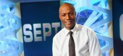 """Audiences Access: """"Sept à huit"""" d'Harry Roselmack sur TF1 attire deux fois plus de téléspectateurs que le 19h de Laurent Delahousse sur France 2"""