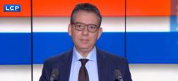 Une journaliste a déposé plainte pour agression à l'encontre de Frédéric Haziza présentateur sur la Chaîne parlementaire