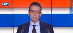 La journaliste de LCP qui a déposé plainte pour agression contre l'animateur de la chaîne parlementaire Frédéric Haziza, annonce sa démission