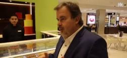 Le chef pâtissier français Pierre Hermé révèle devant les caméras d'M6 que ses salariés ont interdiction de porter de parfum ! Découvrez pourquoi - VIDÉO