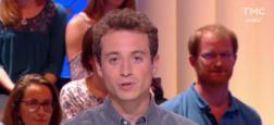 Départ surprise: Hugo Clément quitte «Quotidien» de Yann Barthès pour rejoindre un site internet - Sa première réaction