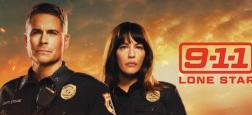 """M6 annonce le lancement en prime le jeudi 5 novembre d'une nouvelle série américaine """"9-1-1 Lone Star"""",  spin-off de la série """"9-1-1"""""""