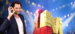 """Pour la première fois, le concours """"Lego Masters"""" va être diffusé en France le mercredi 23 décembre à 21h05 sur M6 et sera présenté par Eric Antoine"""