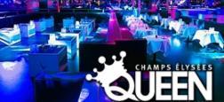 Le Queen, boîte de nuit emblématique des années 90, sur les Champs-Elysées a définitivement fermé ses portes en toute discrétion