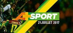 Nouveauté: Le groupe Canal+ lance aujourd'hui une nouvelle chaîne dédiée au sport en Afrique