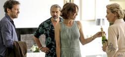 """Audiences Prime: La série """"Infidèle"""" sur TF1 largement leader - """"Cauchemar en cuisine"""" sur M6 devant France 2 et France 3"""