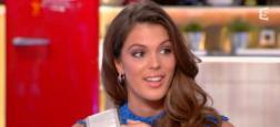 """L'ex-Miss France Iris Mittenaere rejoint la troisième saison du jeu de TF1 """"Ninja Warrior"""" en remplacement de Sandrine Quétier"""