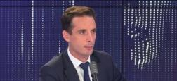 Le ministre délégué aux Transports, Jean-Baptiste Djebbari, annonce la création d'un bonus de 1.000 euros pour l'achat d'un véhicule 100% électrique d'occasion