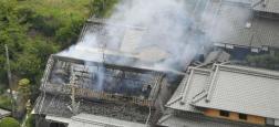 Japon: La région d'Osaka a été, tôt ce matin, l'épicentre d'un violent tremblement de terre: 3 morts et 40 blessés