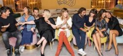 """Audience: L'émission """"Je t'aime etc"""", présentée par Daphné Bürki, a réalisé hier après-midi un record en PDA depuis sa création sur France 2"""