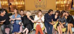 """Audiences: L'émission """"Je t'aime etc"""", présentée par Daphné Bürki, a réalisé hier à 15h un nouveau record historique sur France 2"""