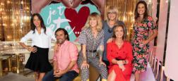 """Audience: L'émission """"Je t'aime etc"""", présentée par Daphné Bürki, a réalisé hier après-midi un double record de la saison sur France 2"""