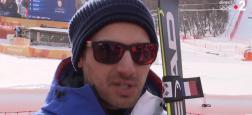 """JO d'hiver : Le skieur Mathieu Faivre renvoyé en France pour raison disciplinaire après des """"propos qui ne sont pas dans l'esprit de l'équipe"""""""
