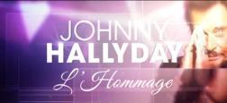 Audiences: Voici les scores des éditions spéciales de TF1, France 2, BFM TV, LCI, CNews, France Info pour la cérémonie d'hommage à Johnny Hallyday