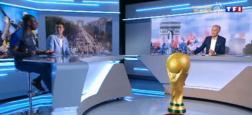 Audiences: Le retour des Bleus en France propulse le 20h de TF1 de Gilles Bouleau à plus de 8,3 millions de téléspectateurs