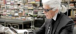 Décès de Karl Lagerfeld: Les chaînes de télévision et les radios rendent hommage au styliste dès ce soir