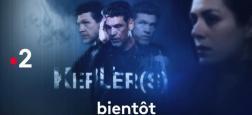 """France 2 va diffuser sa nouvelle série policière """"Kepler(s)"""" dès le lundi 4 mars à 21h, avec Marc Lavoine dans le rôle principal"""