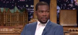 """Le basketteur Kevin Durant, champion NBA en titre, va produire une série télévisée inspirée de son adolescence pour Apple intitulée """"Swagger"""""""