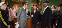 """Audiences TNT: Le film """"Kingsman"""" sur W9 leader à 1,6 million - Arte à plus de 1,3 million avec un film - Le reste des chaînes sous les 700.000"""