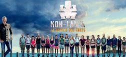 """La nouvelle saison de """"Koh Lanta"""", présentée par Denis Brogniart, sera lancée le vendredi 15 mars prochain à 21h00 sur TF1"""