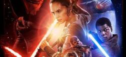 """Audiences prime: """"Star wars"""" leader sur TF1 à 4.6 millions - """"La reine des neiges"""" à 3.3 millions sur M6 - Arte et France 5 à égalité à plus d'un millions"""