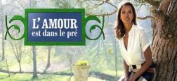 """Audiences prime: Retour gagnant pour """"L'amour est dans le pré"""" sur M6 qui frôle les 4 millions et devance """"Joséphine, Ange gardien"""" sur TF1"""