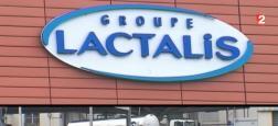 Lait contaminé: Des perquisitions sont en cours sur cinq sites du groupe Lactalis, dont le siège à Laval et l'usine de Craon