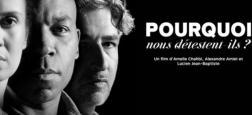 """France 5 et Planète+ vont diffuser simultanément dimanche la série documentaire """"Pourquoi nous détestent-ils ?"""" qui démonte les clichés racistes et antisémites"""