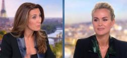 """Audiences """"20h"""": Avec Laeticia Hallyday, le journal de TF1 ne bat pas de record et reste dans sa moyenne à moins de 6 millions"""